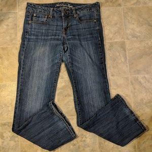 American Eagle Jeans Favorite Boyfriend Stretch 8